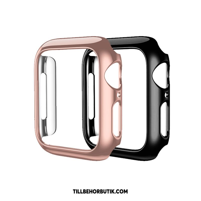 Apple Watch Series 2 Skal Plating Rosa Guld Skydd, Apple Watch Series 2 Fodral All Inclusive Hård