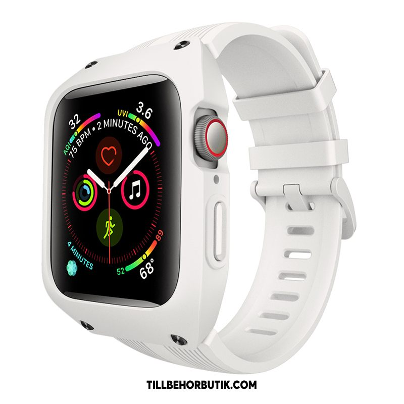 Apple Watch Series 2 Skal Trend Varumärke Skydd Vit, Apple Watch Series 2 Fodral Sport All Inclusive