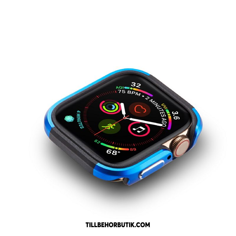 Apple Watch Series 4 Skal Trend Metall Legering, Apple Watch Series 4 Fodral Ny Frame