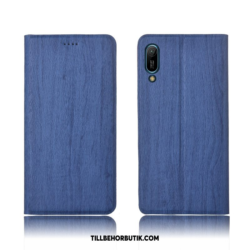 Huawei Y6 2019 Skal Mönster Mobil Telefon Clamshell, Huawei Y6 2019 Fodral All Inclusive Ny